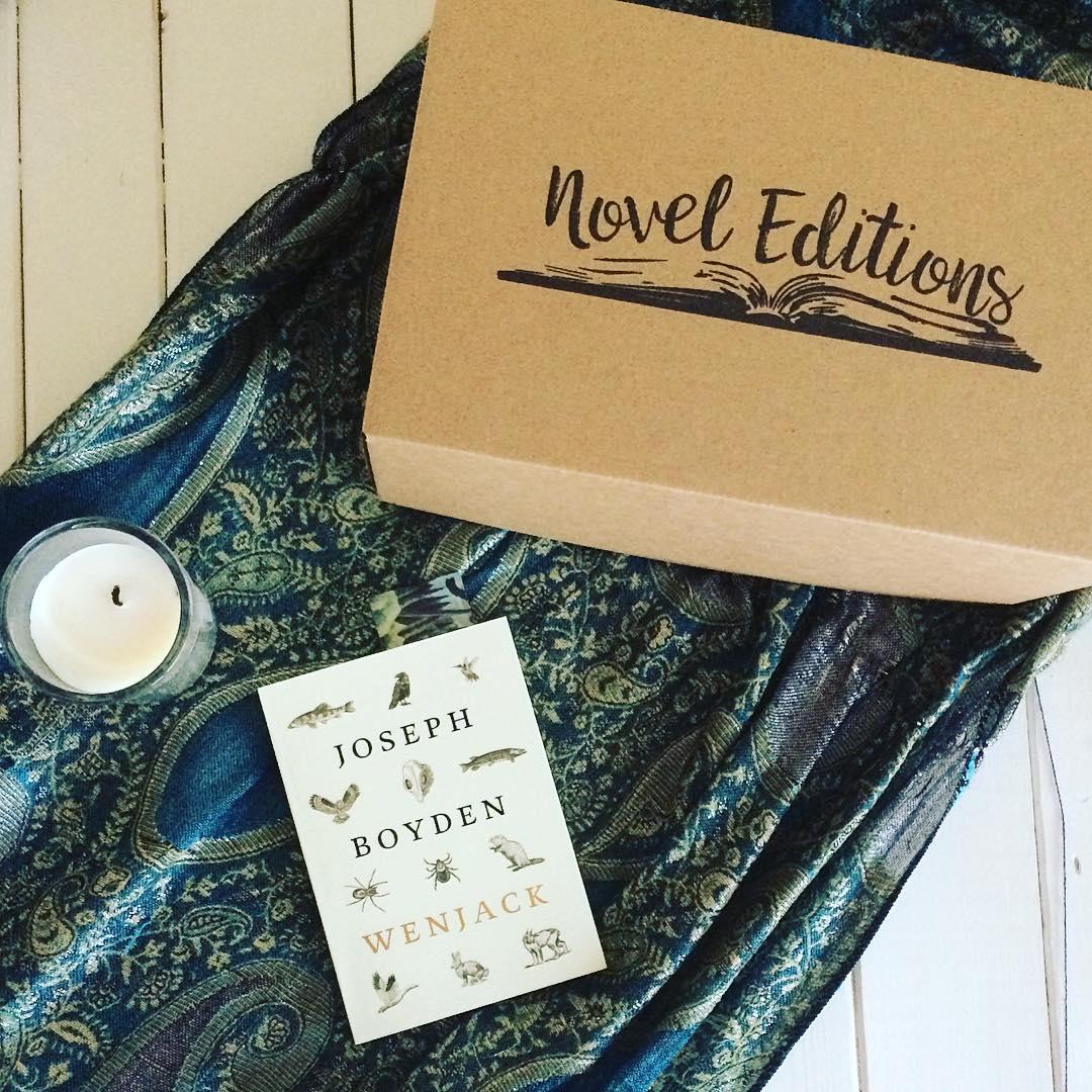 Novel Editions