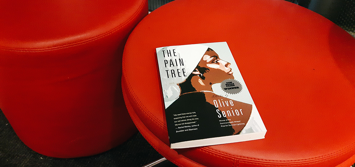 The Pain Tree by Olive Senior